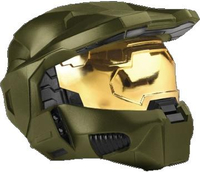 Halo Helmet Decal / Sticker
