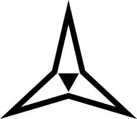III Corps Decal / Sticker 03