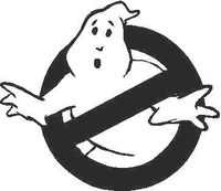 Ghostbusters Decal / Sticker