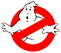 Ghostbusters Decal / Sticker 01