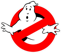 Ghostbusters Decal / Sticker 02