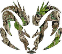 Heavy Timber Ram Decal / Sticker 03