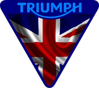 Triumph Decal / Sticker 56