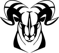 Ram Decal / Sticker 26