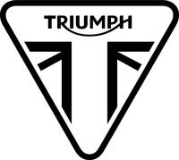 Triumph Decal / Sticker 58