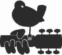 Woodstock Decal / Sticker 01
