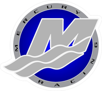 Mercury Racing Decal / Sticker 18