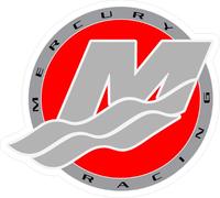 Mercury Racing Decal / Sticker 25