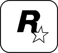 Rockstar Games Decal / Sticker 06