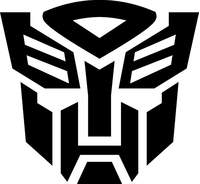 Autobot 20 Transformers Decal / Sticker
