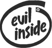 Evil Inside Decal / Sticker