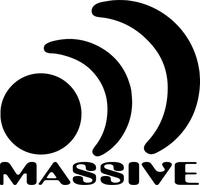 Massive Audio Decal / Sticker 01