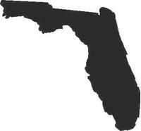 Florida 01 Decal / Sticker