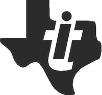 Texas Instraments Decal / Sticker