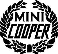 Mini Cooper Decal / Sticker
