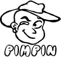 CUSTOM PIMP DECALS and PIMP STICKERS