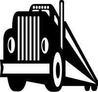 Truck Decal / Sticker 06