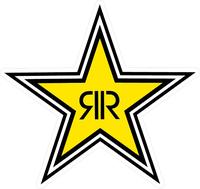 Rockstar Energy Drink Decal / Sticker 14