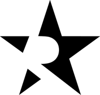 Rolling Big Power RBP Star Decal / Sticker 04