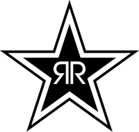 Rockstar Energy Drink Decal / Sticker 07