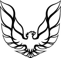 Phoenix Decal / Sticker 01