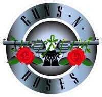 Guns N' Roses Decal / Sticker 06