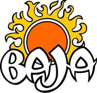 Baja Sun Decal / Sticker 113