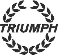 Triumph Decal / Sticker 01
