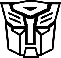 Autobot Transformers Decal / Sticker 26