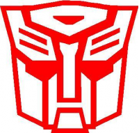 CUSTOM AUTOBOT DECALS and AUTOBOT STICKERS