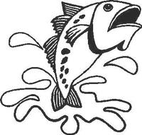 Fish Decal / Sticker 05
