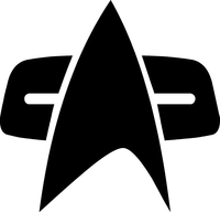 Star Trek Decal / Sticker 11