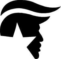 PRESIDENT DONALD TRUMP DECALS and STICKERS