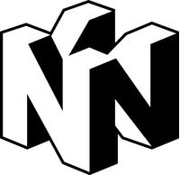 Nintendo 64 Decal / Sticker d
