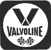 Valvoline Decal / Sticker