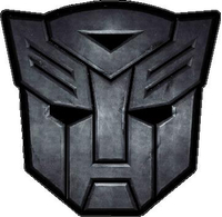 Autobot Transformers Decal / Sticker 25