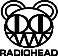CUSTOM RADIOHEAD DECALS and STICKERS