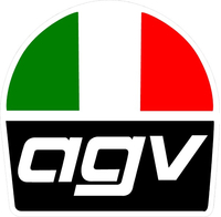 AGV Sport Decal / Sticker 07