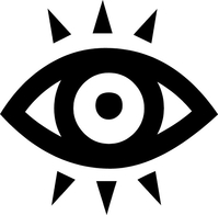 Eye Decal / Sticker 04