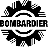 Bombardier Decal / Sticker 06
