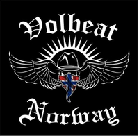 VOLBEAT Decal / Sticker 11