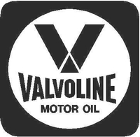 Valvoline Decal / Sticker 02