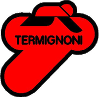 Red and Black Termignoni Decal / Sticker