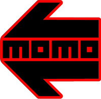 MOMO Decal / Sticker 05