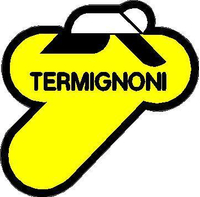 Black and Yellow Termignoni Decal / Sticker