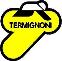 Black and Yellow Termignoni Decal / Sticker