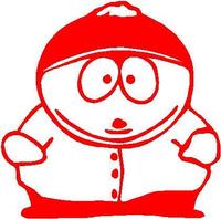Cartman Decal / Sticker