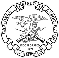 NRA Decal / Sticker 02