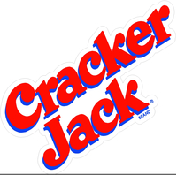 Cracker Jack Decal / Sticker