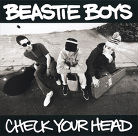 Beastie Boys Check Your Head Decal / Sticker 05